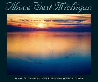 Above West Michigan - Book