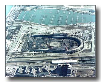 Soldier Field renovation