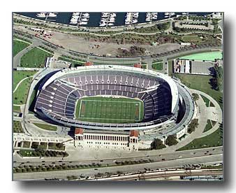 Soldier Field renovation completed