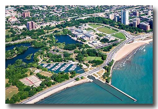 Chicagos 59th St Marina