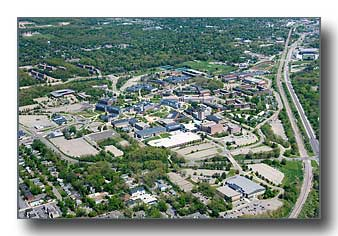 West Michigan University campus