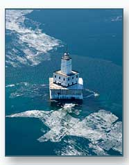 North Manitou Shoal Lighthouse