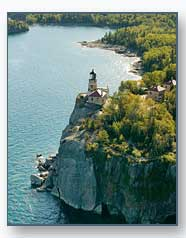 Split Rock Castle Lighthouse