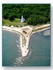 Sturgeon Point and Lighthouse