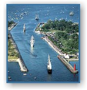 Parade of Sail at Muskegon