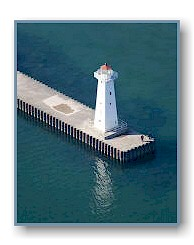 New Sodus Bay Lighthouse