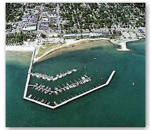 The State Dock at East Tawas