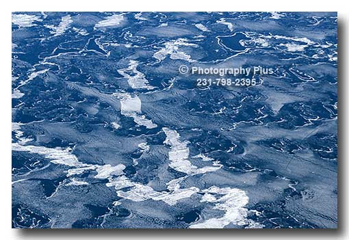 Ice Floe Patterns